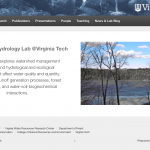 Watershed Hydrology @Virginia Tech